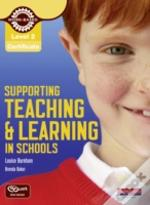 Level 2 Certificate Supporting Teaching And Learning In Schools (Ta Handbook)