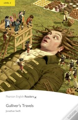 Wook.pt - Level 2: Gulliver'S Travels Book And Mp3 Pack