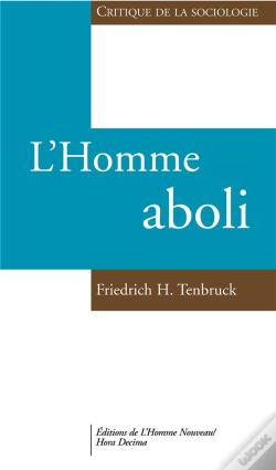 Wook.pt - L'Homme Aboli