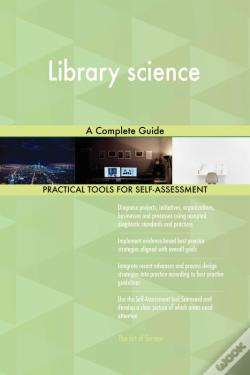 Wook.pt - Library Science A Complete Guide