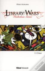 Library Wars T.3