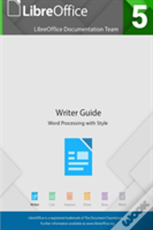 Libreoffice 5.4 Writer Guide