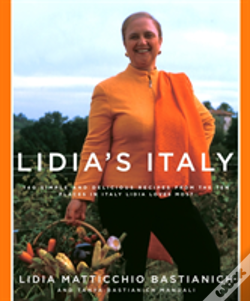 Wook.pt - Lidia'S Italy