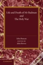 'Life And Death Of Mr Badman' And 'The Holy War'