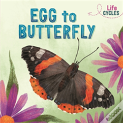 Wook.pt - Life Cycles: Egg To Butterfly