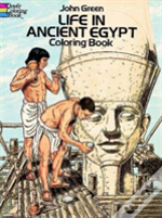 Life In Ancient Egypt Colouring Book