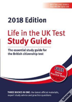 Wook.pt - Life In The Uk Test Study Guide 2018