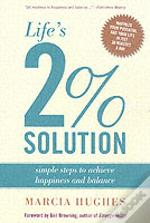 Life'S 2 Per Cent Solution
