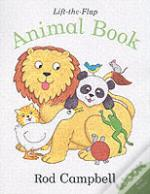 Lift-The-Flap Animal Book
