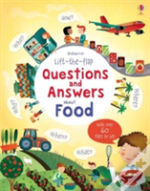 Lift-The-Flap Questions And Answers About Food