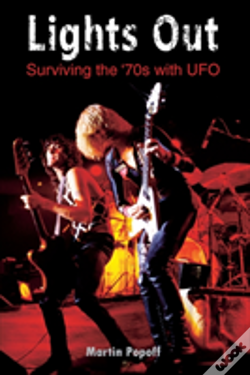 Wook.pt - Lights Out: Surviving The '70s With Ufo