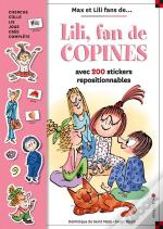 Lili, Fan De Copines ; Livre Stickers