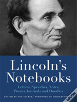 Wook.pt - Lincoln'S Notebooks