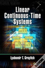 Linear Continuous Time Systems