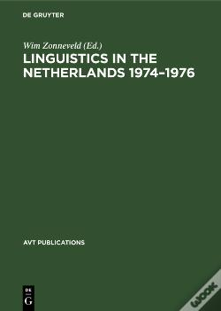 Wook.pt - Linguistics In The Netherlands 19741976