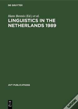 Wook.pt - Linguistics In The Netherlands 1989