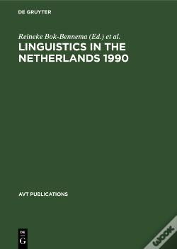 Wook.pt - Linguistics In The Netherlands 1990