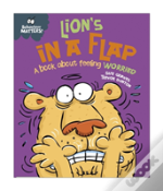 Lion'S In A Flap - A Book About Feeling Worried