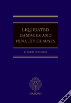 Wook.pt - Liquidated Damages And Penalty Clauses