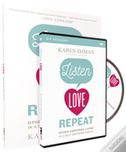Wook.pt - Listen, Love, Repeat Study Guide With Dvd
