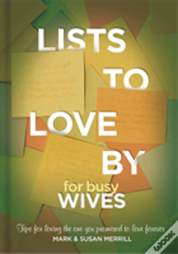 Wook.pt - Lists To Love By For Busy Wives