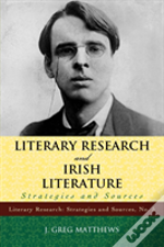 Literary Research & Irish Literature