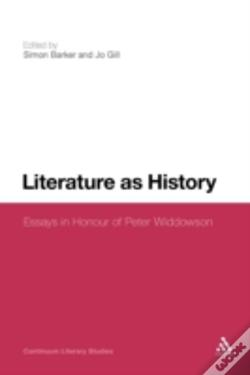 Wook.pt - Literature As History