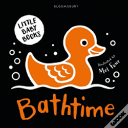 Wook.pt - Little Baby Books Bathtime