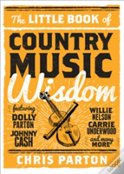 Wook.pt - Little Book Of Country Music Wcb