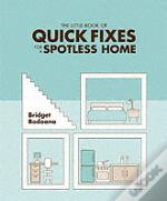 Little Book Of Quick Fixes For A Spotless Home