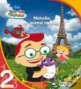 Little Einsteins - Melodia, o Animal Musical - Nível 2