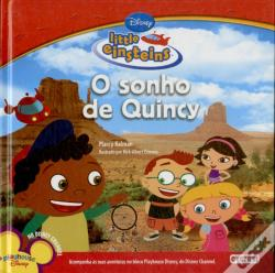 Wook.pt - Little Einsteins - O Sonho de Quincy