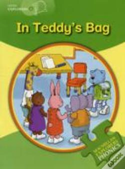 Wook.pt - Little Explorers A: In Teddy'S  Bag