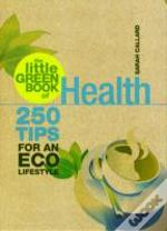 Little Green Book Of Health