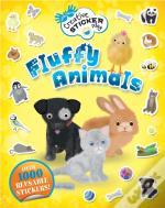 Little Hands Creative Sticker Play: Fluffy Animals