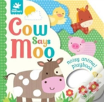 Little Learners Cow Says Moo Grab Book
