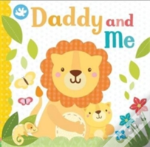 Little Learners Daddy & Me Finger Puppet Book