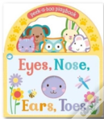 Little Learners Eyes, Nose, Ears, Toes Handle Board Book