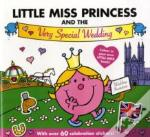 Little Miss Princess And The Very Special Wedding Colouring Book