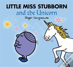 Wook.pt - Little Miss Stubborn And The Unicorn