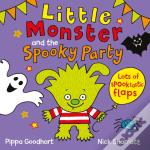Little Monster And The Spooky Party