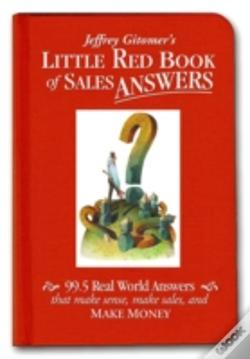 Wook.pt - Little Red Book Of Sales Answers