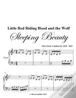 Little Red Riding Hood And The Wolf Beginner Piano Sheet Music