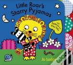 Little Roar'S Starry Pyjamas