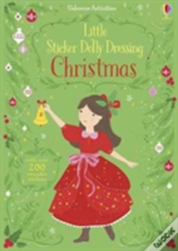 Wook.pt - Little Sticker Dolly Dressing Christmas