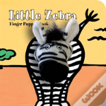 Little Zebra Finger Puppet Book