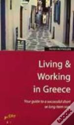 Living And Working In Greece