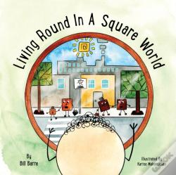 Wook.pt - Living Round In A Square World