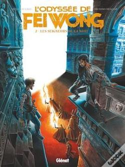 Wook.pt - L'Odyssee De Fei Wong - Tome 02