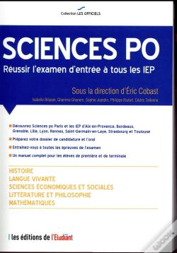 Wook.pt - L'Officiel Sciences Po